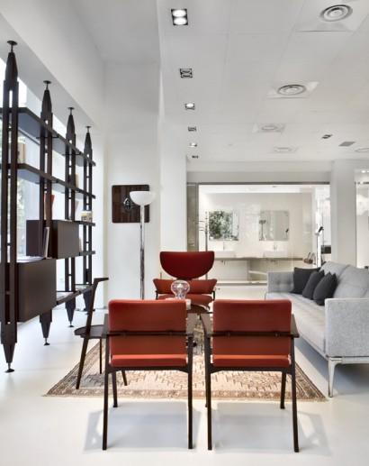 Stile negozio mobili a Brescia