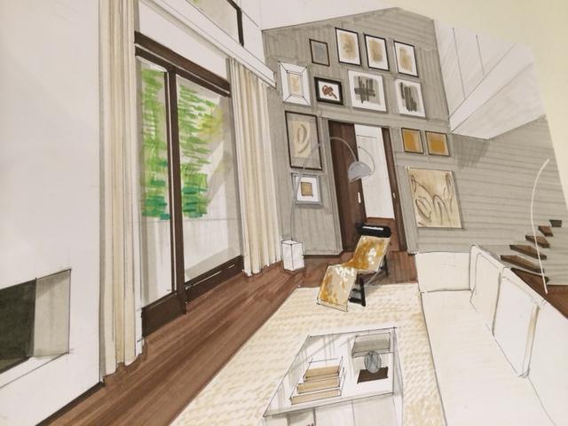 progettazione d'interni a Brescia